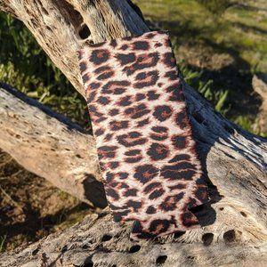 Leopard Tall Can Koozie